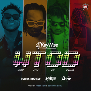 DJ Kaywise - What Type of Dance feat. Mayorkun, Naira Marley & Zlatan
