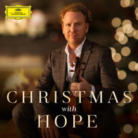 Daniel Hope & Zürcher Kammerorchester - Christmas with Hope - EP artwork