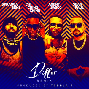 Differ Remix (feat. Toddla T) - Single Mp3 Download