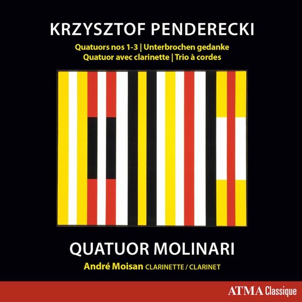 MolinariQuartet – Krzysztof Penderecki