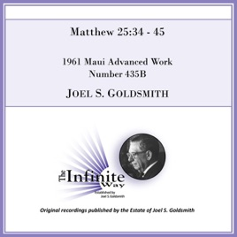 Matthew 25:34 - 45 (1961 Maui Advanced Work, Number 435b