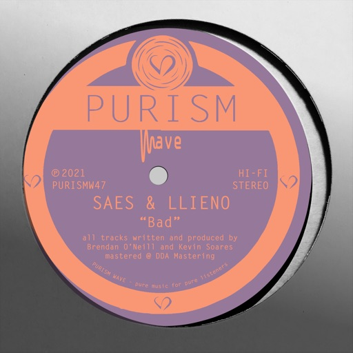 Bad - EP by Llieno & Saes