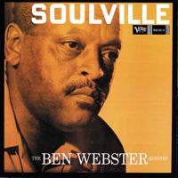 Ben Webster Quintet - Soulville artwork