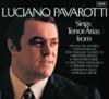 Luciano Pavarotti: Tenor Arias from Italian Opera, Leone Magiera, Luciano Pavarotti & Philharmonia Orchestra