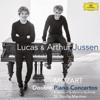 Lucas Jussen, Arthur Jussen, Sir Neville Marriner & Academy of St. Martin in the Fields - Mozart Double Piano Concertos kunstwerk