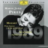 Maria João Pires - Mozart: Piano Sonata No.13 In B Flat, K.333 - 2. Andante cantabile