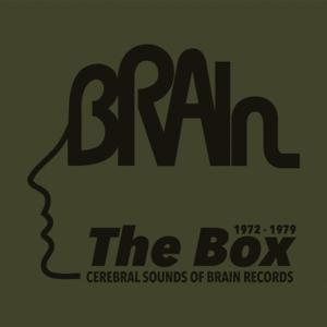 Varios Artistas - The Brain Box - Cerebral Sounds of Brain Records 1972-1979