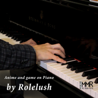 Rolelush - Anime and Game on Piano artwork