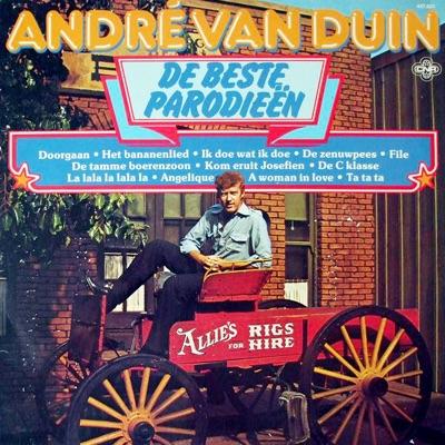 De Beste Parodieën - Andre van Duin
