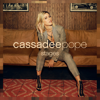 stages Cassadee Pope album songs, reviews, credits