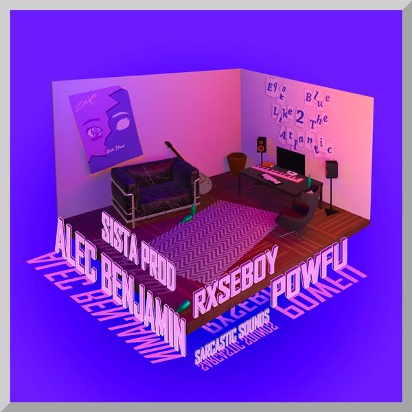 Eyes Blue Like The Atlantic, Pt. 2 (feat. Powfu, Alec Benjamin & Rxseboy) - Single