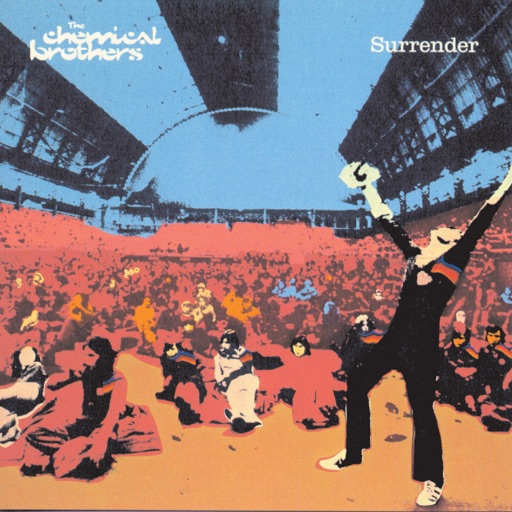 Art for Let Forever Be by The Chemical Brothers