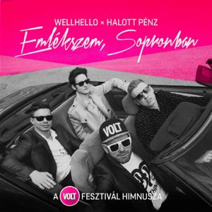 Wellhello & Halott Pénz - Emlékszem, Sopronban (A Volt Fesztivál himnusza)