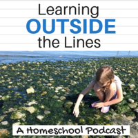 Podcast cover art for Learning Outside the Lines