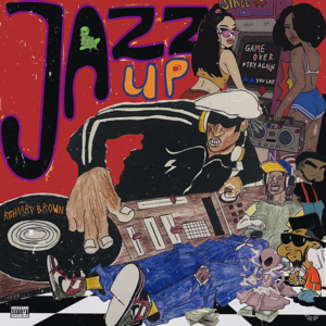 RichaardBrown - Jazz Up