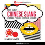 Learn Chinese: Must-Know Chinese Slang Words & Phrases: Extended Version