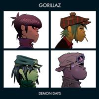 Gorillaz - Demon Days artwork
