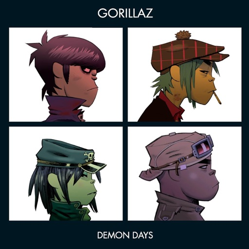 Art for Dare by Gorillaz