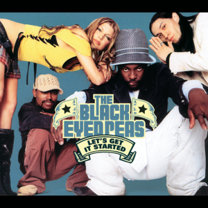 Black Eyed Peas - Let's Get It Started (Spike Mix)