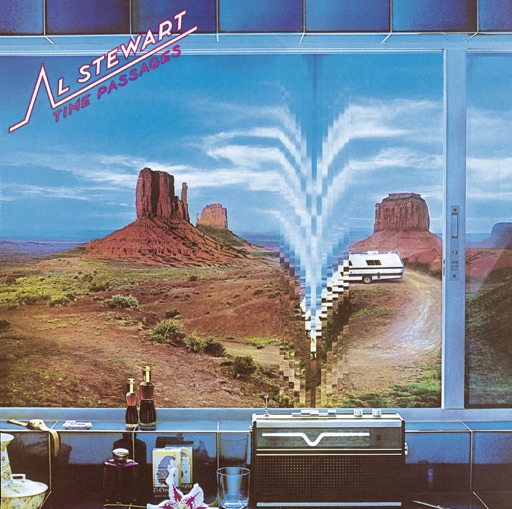 Art for Time Passages by Al Stewart