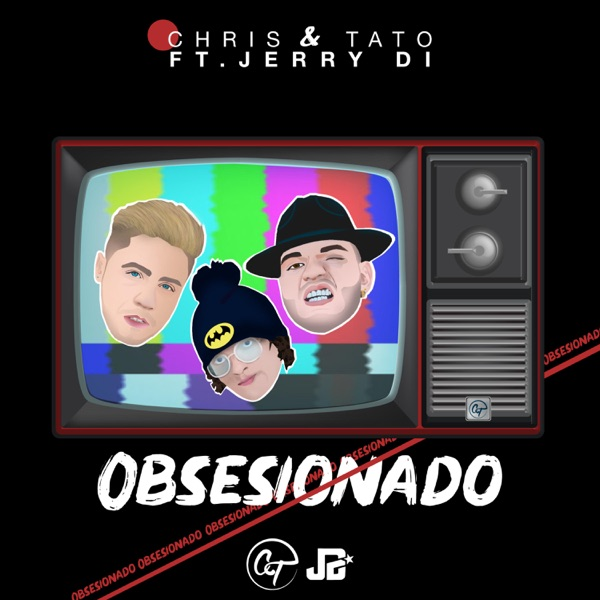 Obsesionado (feat. Jerry Di) - Single