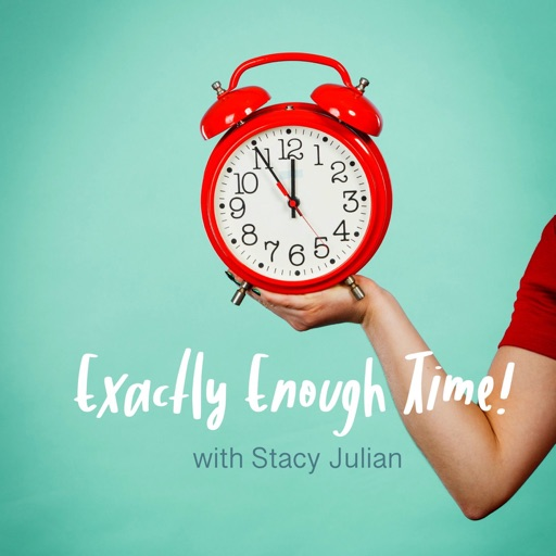 Cover image of Exactly Enough Time