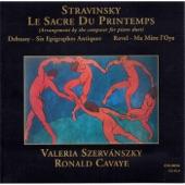 Valeria Szervánszky - Ma mère l'oye, M. 60: 1. Pavane de la Belle au bois dormant