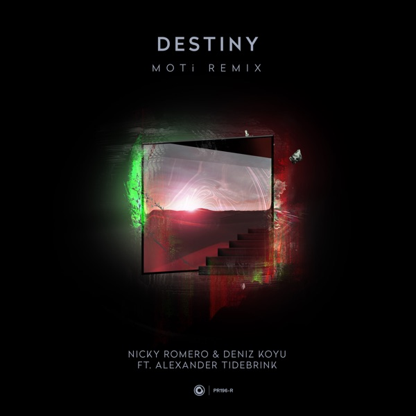 Destiny (feat. Alexander Tidebrink) [Moti Remix] - Single