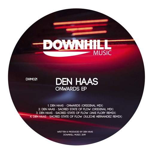 Sacred State of Flow - EP by Den - Haas
