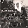 Dexta Daps - Shabba Madda Pot artwork