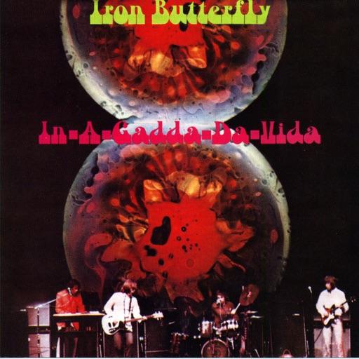 Art for In-A-Gadda-Da-Vida by Iron Butterfly