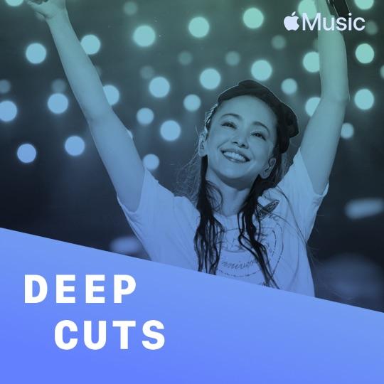 Namie Amuro: Deep Cuts