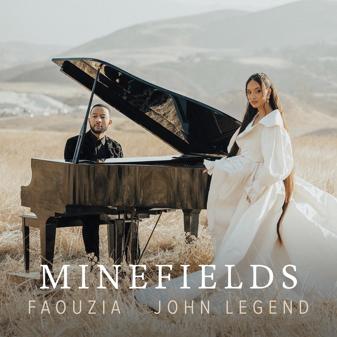 FAOUZIA  JOHN LEGEND sur Frequence3