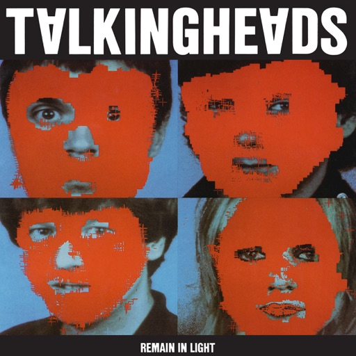 Art for Once in a Lifetime by Talking Heads