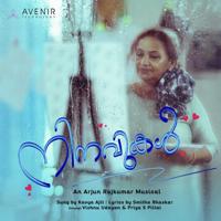 Kavya Ajit & Arjun Rajkumar - Ninavukal - Single artwork