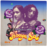 Sanjeeta Bhattacharya & Aman Sagar - Khoya Sa - Single artwork
