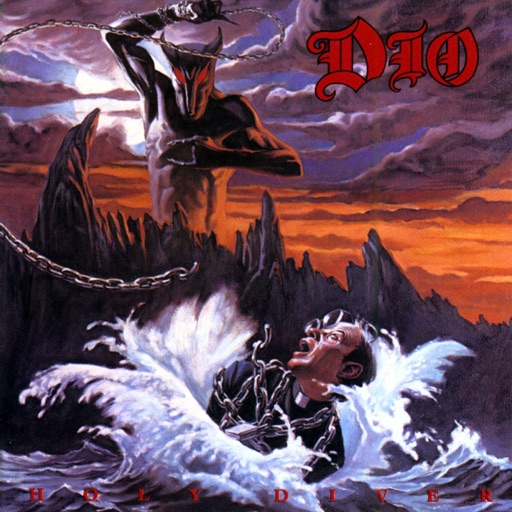 Art for Rainbow In The Dark by Dio