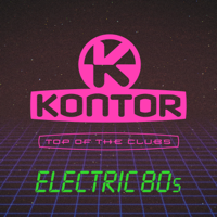 Jerome - Kontor Top of the Clubs (Electric 80s) artwork