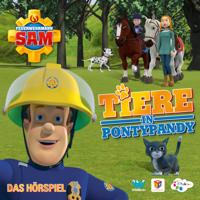Feuerwehrmann Sam & Stefan Eckel - Folgen 129 - 132: Tiere in Pontypandy artwork
