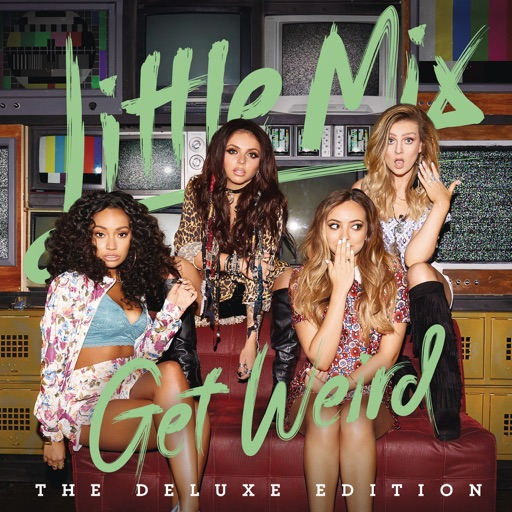 Art for Black Magic by Little Mix