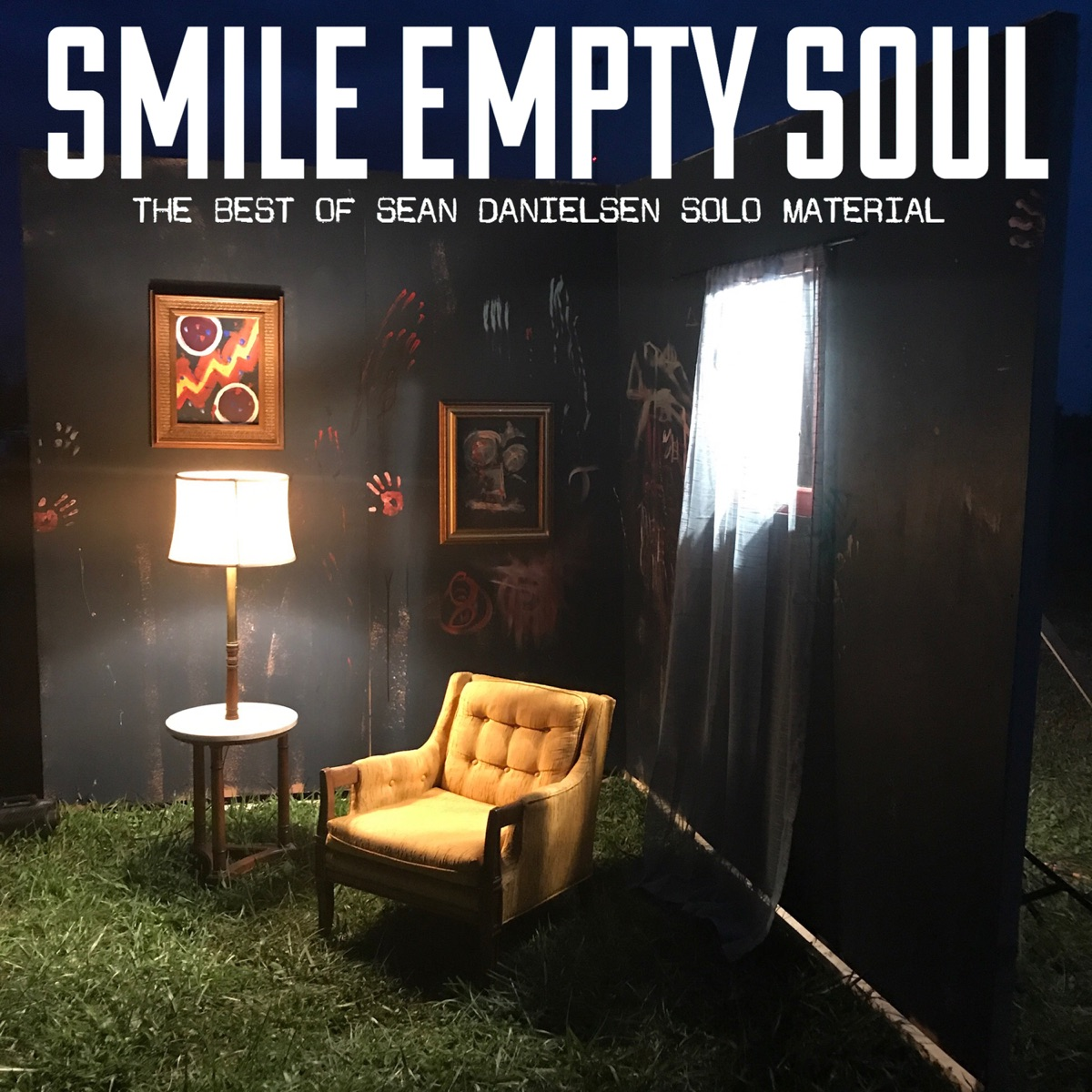 The Best of Sean Danielsen Solo Material Album Cover by Smile Empty Soul