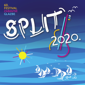 Various Artists - Festival Zabavne Glazbe - Split 2020.