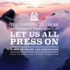 Tabernacle Choir at Temple Square, Orchestra At Temple Square, Mack Wilberg & Ryan Murphy - Let Us All Press On: Hymns of Praise and Inspiration  artwork