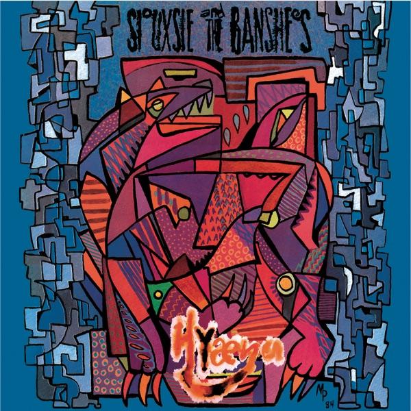 Siouxsie & The Banshees mit Dazzle