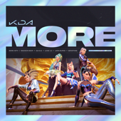 MORE (feat. Lexie Liu, Jaira Burns, Seraphine & League of Legends) - K/DA, Madison Beer & (G)I-DLE