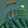 Brookside Jimmy the Chameleon - Brookside
