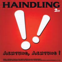 Haindling - Achtung, Achtung! artwork