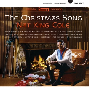 "Nat ""King"" Cole - O Little Town of Bethlehem"