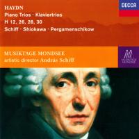 András Schiff, Yuuko Shiokawa & Boris Pergamenschikow - Haydn: Piano Trios Nos. 25, 40, 42 & 44 artwork