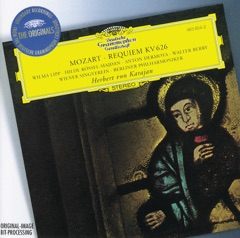 Mozart: Requiem and Adagio & Fugue K. 546